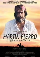 Martín Fierro, el ave solitaria (2006) afişi