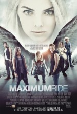 Maximum Ride (2016) afişi