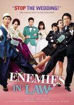 Enemies In-Law (2015) afişi