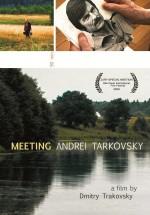 Meeting Andrei Tarkovsky (2008) afişi