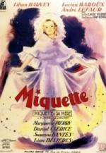 Miguette (1940) afişi
