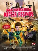 Minik Kahramanlar Macera Peşinde (2012) afişi