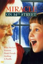 34. Caddede Mucize (1994) afişi