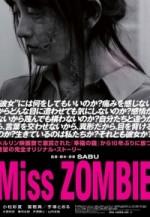 Miss Zombie (2013) afişi