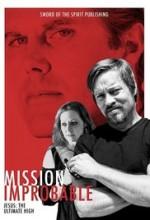 Mission Improbable (2016) afişi