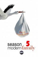 Modern Family Sezon 5 (2013) afişi