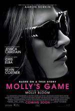 Molly's Game (2017) afişi