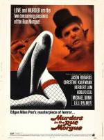Morgue Sokağı Cinayetleri (1971) afişi