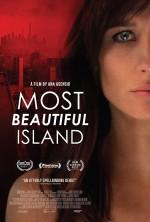Most Beautiful Island (2017) afişi