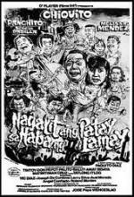 Nagalit Ang Patay Sa Haba Ng Lamay (1985) afişi