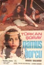 Namus Borcu (1973) afişi