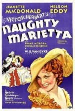Naughty Marietta (1935) afişi
