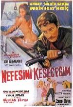 Nefesini Keseceğim (1966) afişi