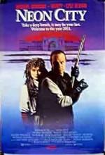 Neon City (1991) afişi