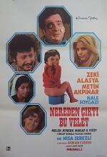 Nereden Çıktı Bu Velet (1975) afişi
