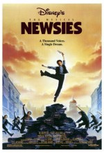 Newsies (1992) afişi