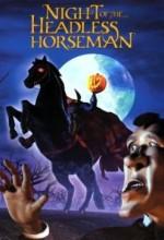 Night Of The Headless Horseman (1999) afişi
