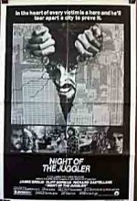 Night Of The Juggler (1980) afişi