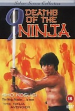Nine Deaths Of The Ninja (1985) afişi