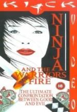 Ninja And The Warriors Of Fire (1987) afişi
