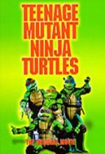Ninja Kaplumbağalar (1990) afişi