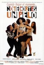 No Et Tallis Ni Un Pèl (1992) afişi