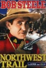 Northwest Trail (1945) afişi