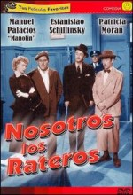 Nosotros Los Rateros (1949) afişi