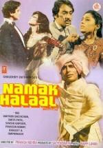 Namak Halaal (1982) afişi