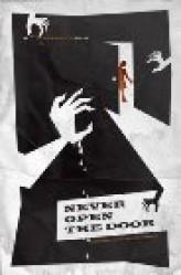 Never Open the Door (2014) afişi