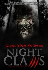 Night Claws (2012) afişi