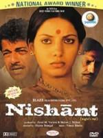 Nishant (1975) afişi
