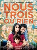 Nous trois ou rien (2015) afişi