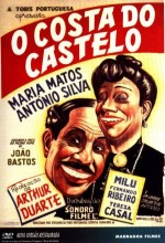 O Costa Do Castelo (1943) afişi
