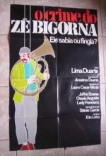 O Crime Do Zé Bigorna (1977) afişi