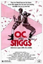 O.C. ve Stiggs (1985) afişi