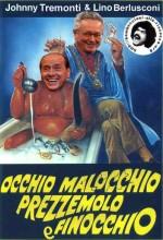 Occhio, Malocchio, Prezzemolo E Finocchio (1983) afişi