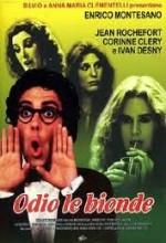 Odio Le Bionde (1980) afişi