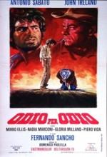 Odio Per Odio (1967) afişi