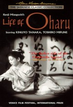 Oharu'nun Hayatı