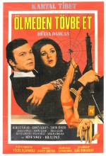 Ölmeden Tövbe Et (1971) afişi