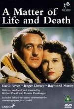 Ölüm Kalım Meselesi (1946) afişi
