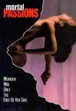 Ölümcül İhtiraslar (1989) afişi