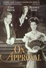 On Approval (1944) afişi