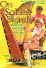 On Golden Blonde (1984) afişi