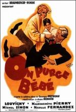 On Purge Bébé (1931) afişi