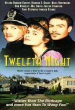 Onikinci Gece (1996) afişi