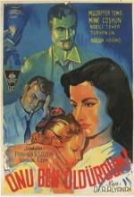 Onu Ben Öldürdüm (1952) afişi