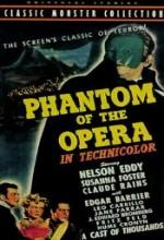 Operadaki Hayalet (1943) afişi