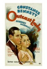 Outcast Lady (1934) afişi